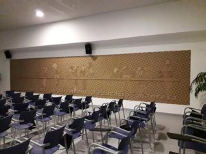 MURAL DEPARTAMENT EDUCACIÓ. MANRESA 30
